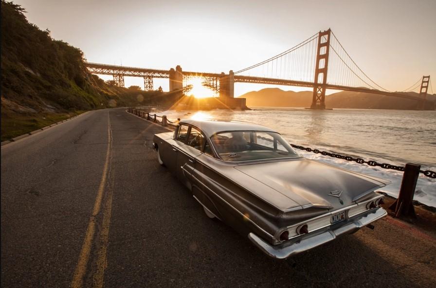 Fotos de carros antigos para apaixonados por relíquias