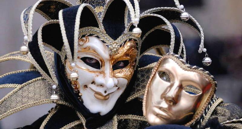 Máscaras de carnaval - Inspirações para você usar em 2019