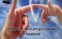 Mensagem de dia dos pais para postar no facebook