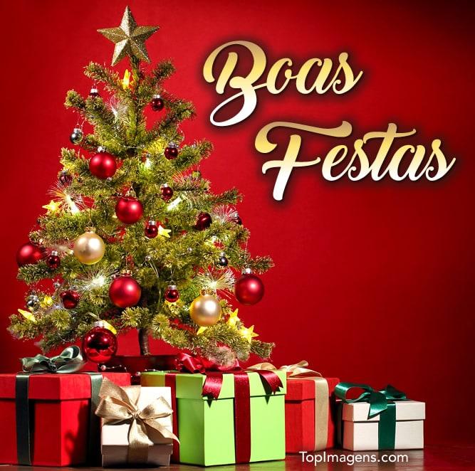 Mensagens de boas festas para enviar no final de ano