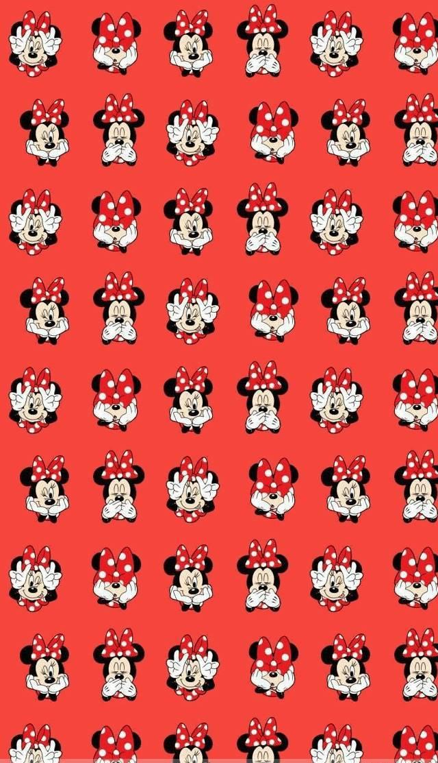 Papeis de parede em HD da Minnie