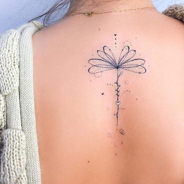 Inspirações de tatuagens delicadas para 2019
