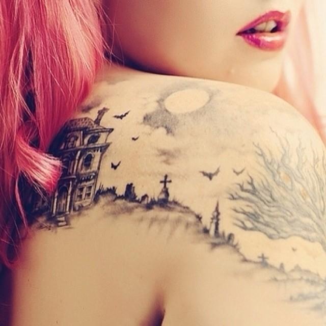 Mais de 70 tatuagens femininas para você se inspirar em 2019