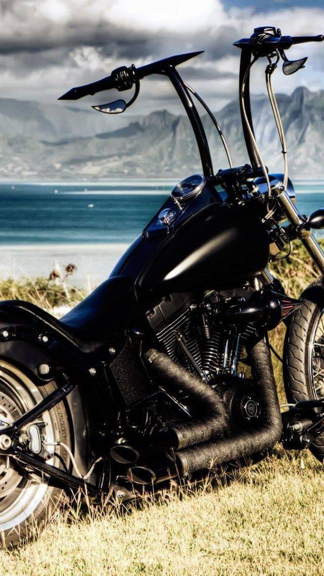 Wallpaper de motos tunadas para celular em HD