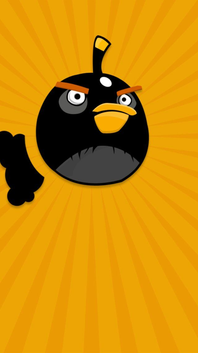 Wallpaper do Angry Birds para celular em HD