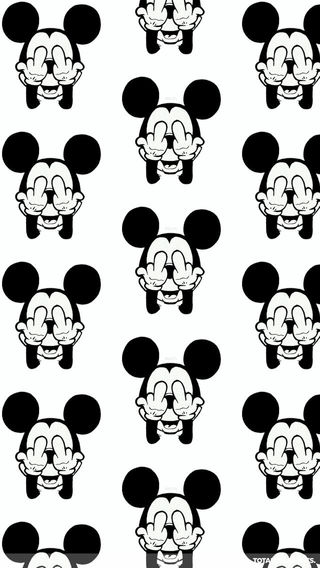 Wallpaper HD do Mickey e da Minnie para celular