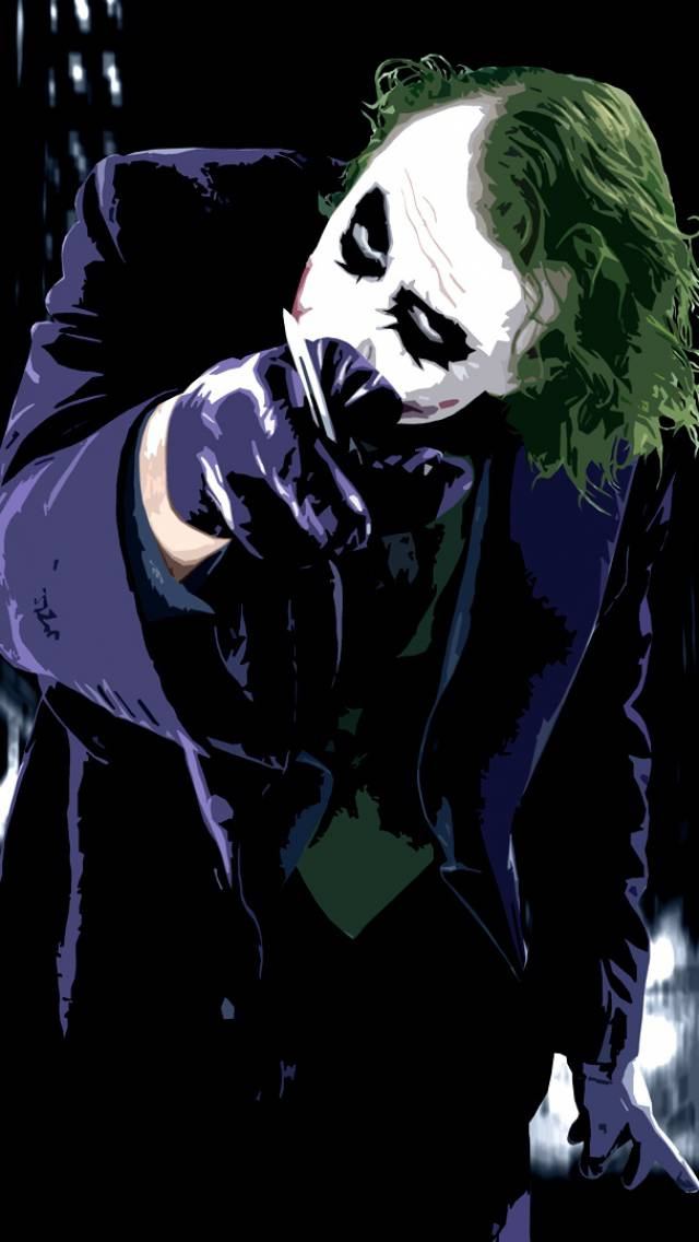 Wallpaper para Smartphone do Coringa